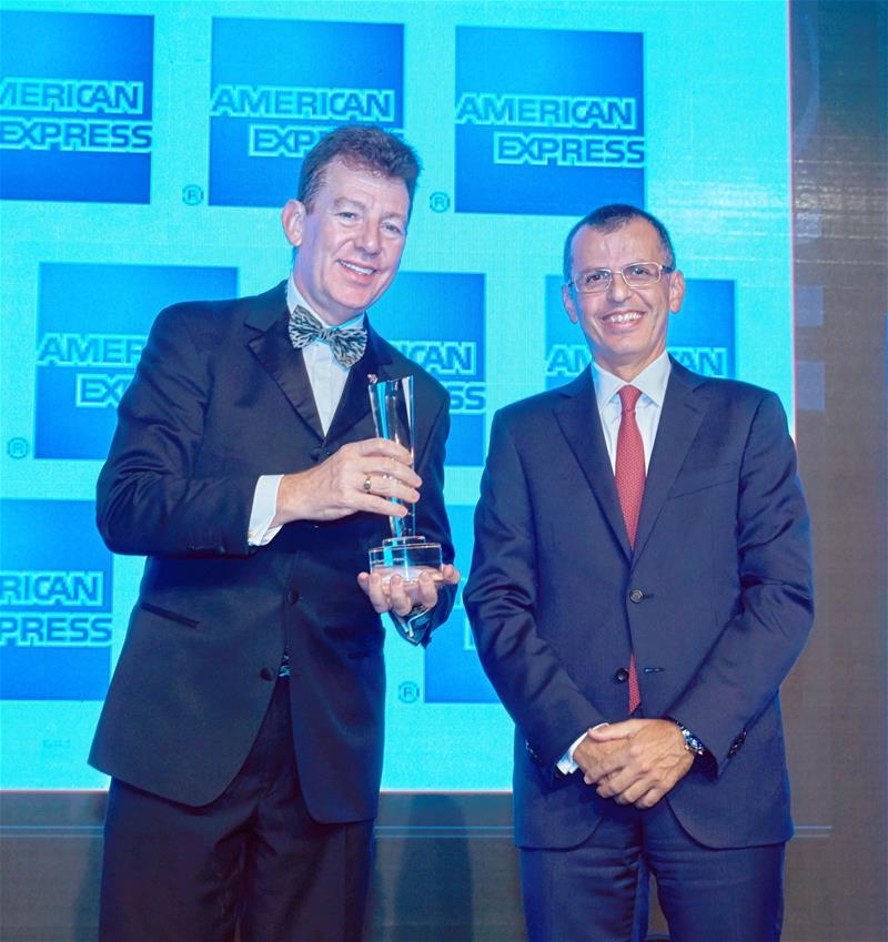 Arabian Business Achievement Award 2016
