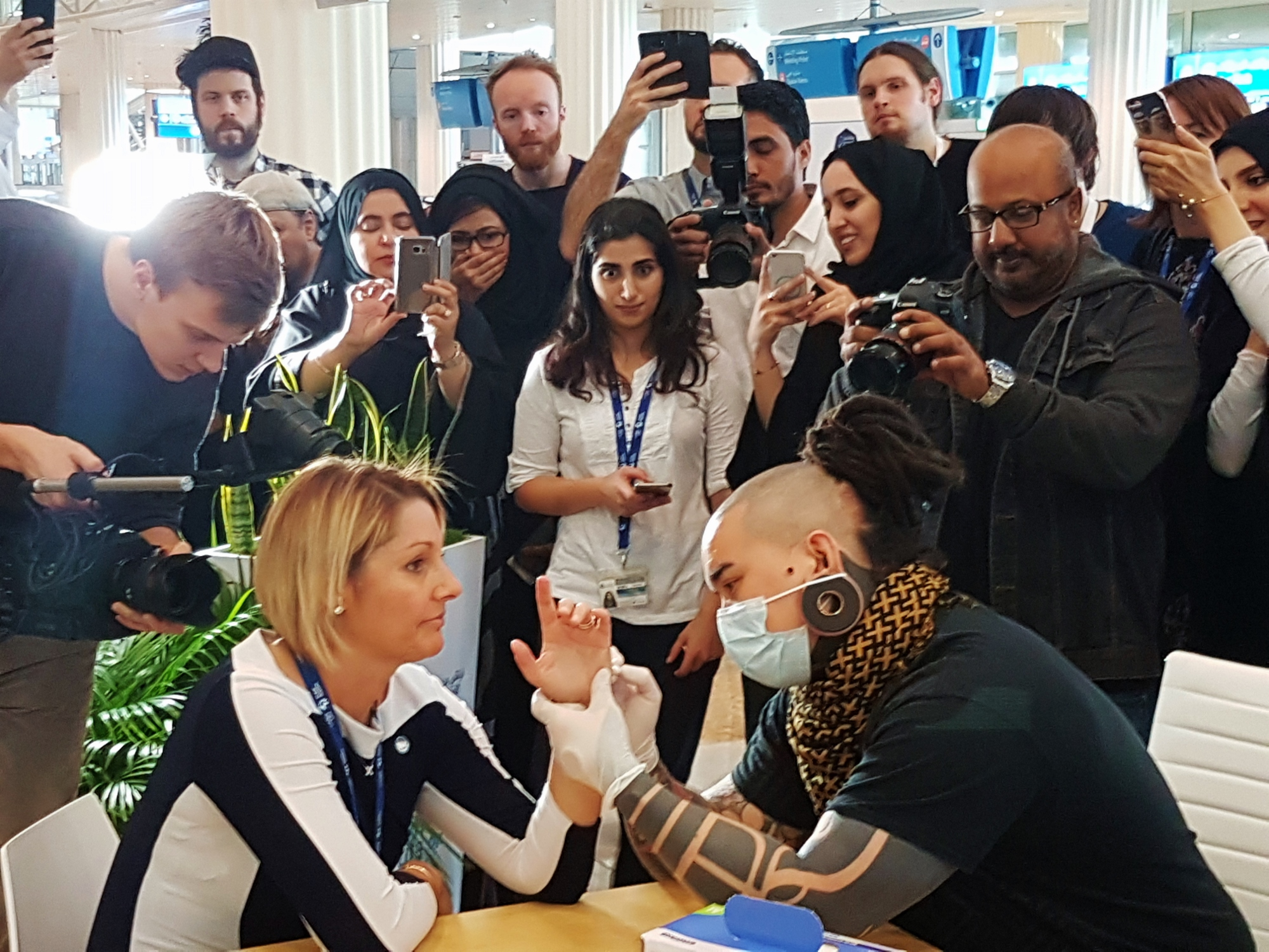 Dubai Airports gets under the skin of innovation – Hackathon style!