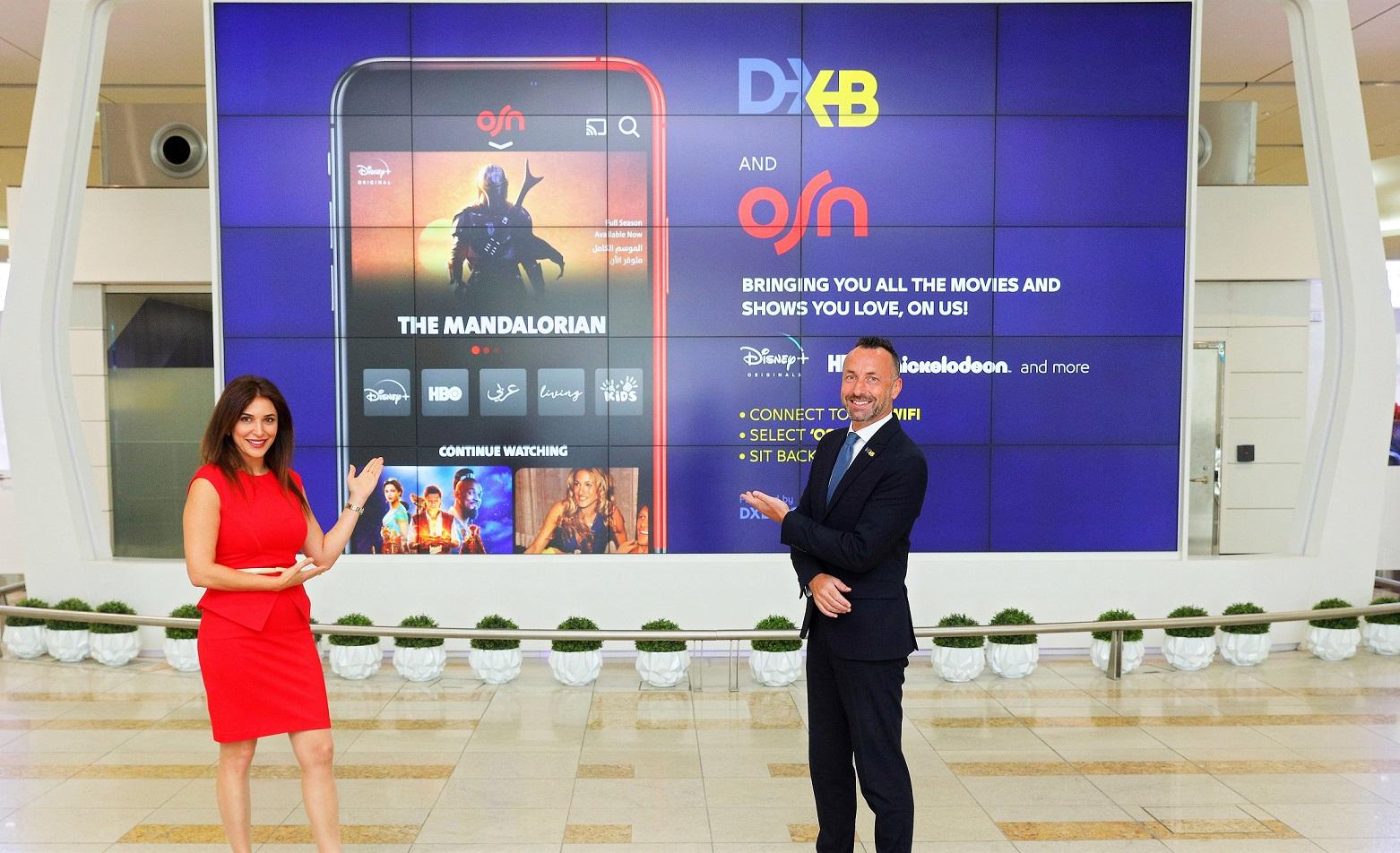 OSN DXB Partnership